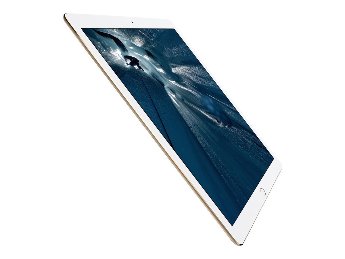 Apple 12.9-inch iPad Pro Wi-Fi - Tablet - ...