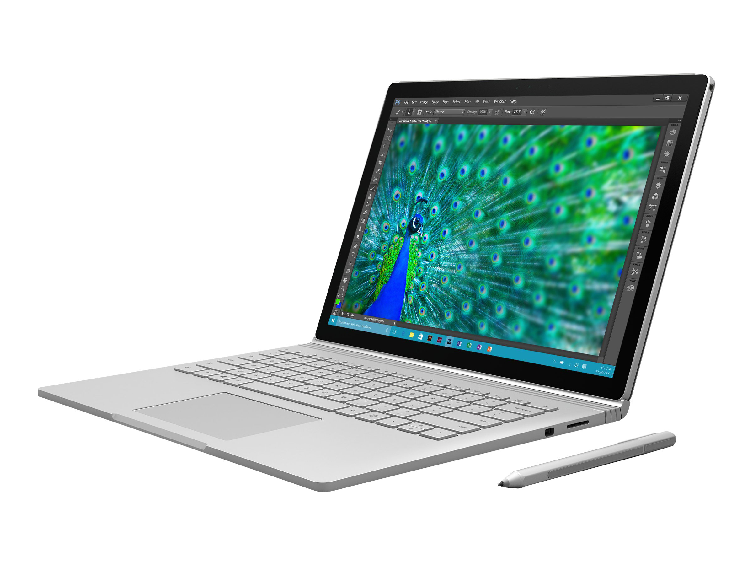 Microsoft Surface Book - Tablet - mit abne...